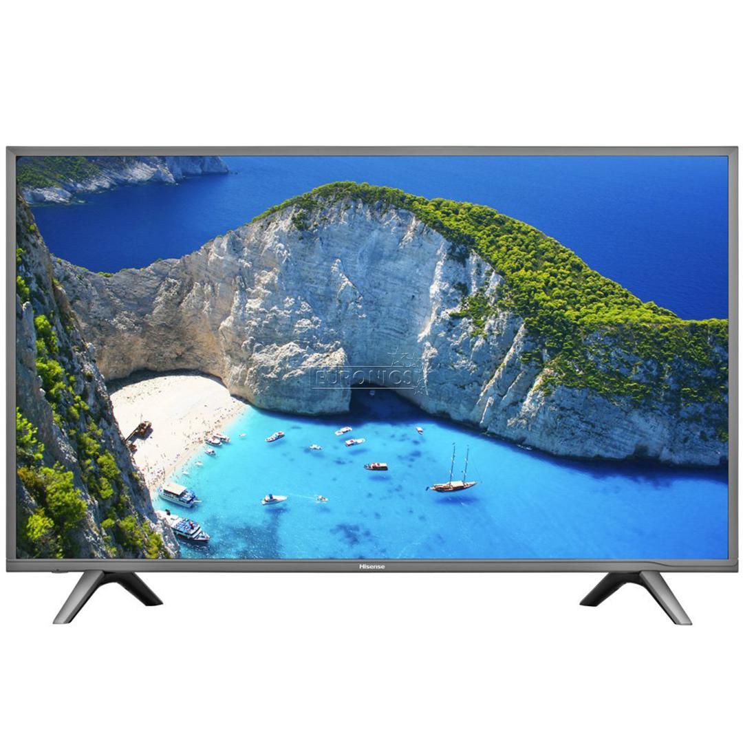 """Televizor 43"""" Hisense H43N5300 Smart TV Black"""