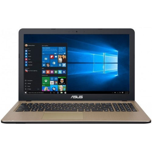 "Laptop Asus X540NA-GQ004, iDualCore N3350, 4Gb, 500Gb, iHD+HDMI, 15.6"", CR, Black"