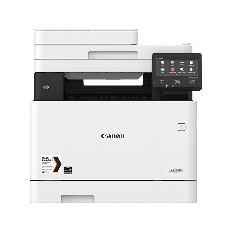 Canon i-Sensys MFD MF735Cx Print/Copy/Scan/Fax, Duplex, ADF, A4, 1Gb, up to 27ppm, 600 dpi, LCD, LAN, WiFi, USB 2.0