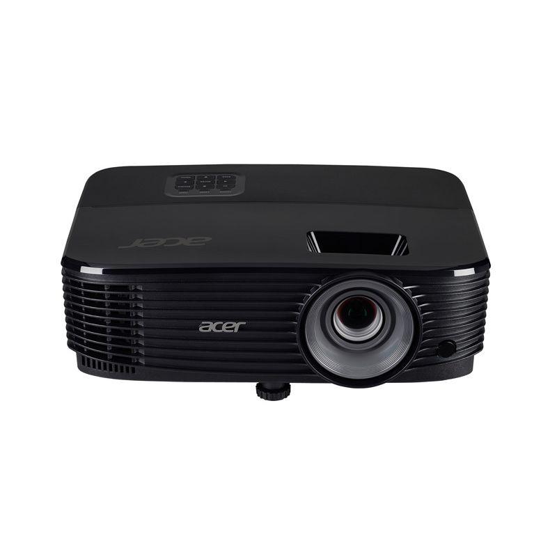 Projector Acer X1123H DLP 3D, SVGA, 800x600, 20000:1, 3600Lm, 6000hrs (Eco), HDMI, VGA, USB, 3W Mono Speaker, Black