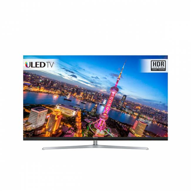 "Televizor 65"" LED TV Hisense H65NU8700, SMART TV, Silver"