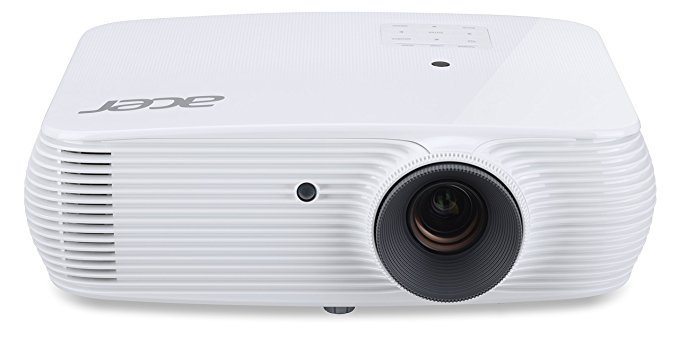 Proiector ACER H5382BD DLP 3D, 720p, 1280x720, 3300Lm, 20000:1, 6000hrs(Eco), HDMI(MHL), VGA, Wi-Fi, Speaker, 2.7Kg, White