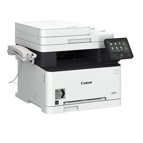Canon i-Sensys MF635CX Printer/Copier/Scanner/Fax,  A4, 1200dpi, 18ppm, 1024Mb, ADF, Duplex, 8.9cm touchscreen , WiFi, LAN,USB2.0