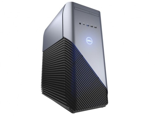 DELL Inspiron Gaming 5680 MT+W10H iCore i5-8400, 8Gb, 128Gb+1Tb, DVDRW, NVIDIA GeForce GTX 1060 6Gb, WiFI, BT4.1, 460W PSU, USB KB&MS, McAfee15month