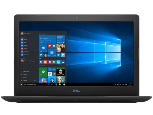 "Laptop DELL Inspiron Gaming 15 G3 (3579) iCore i7-8750H, 8Gb, 256Gb, GeForce GTX1050Ti 4Gb+HDMI, 15.6"" FHD, Backlit, Black"