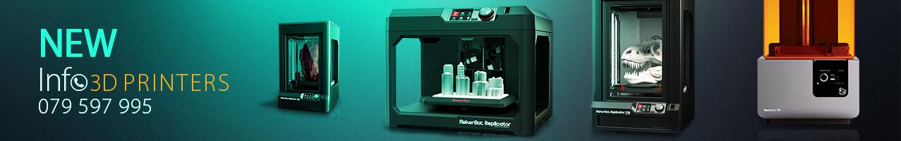 3D printere banner
