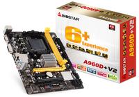 Motherboard Biostar A960D+V2 SocketAM3+