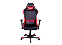 DXRacer Formula OH/FD99/NR, Gamer weight 91 kg / height 175 cm, PU Cover - Black/Black/Red, Gas Lift 4 Class, Tilt Mech-Angle 135*