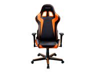DXRacer  Formula OH/FH00/NO,Gamer weight 91kg / height 175cm, PU Cover-Black/Black/Orange, Gas Lift 4Class,Tilt Mech-Angle 135*