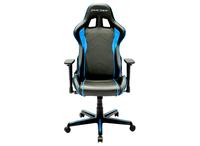 DXRacer  Formula OH/FH08/NB, Gamer weight 91kg / height 175cm,PU Cover-Black/Black/Blue, Gas Lift 4 Class, Tilt Mech-Angle 135*