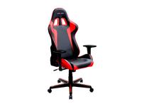 DXRacer  Formula OH/FH00/NR,Gamer weight 91kg / height 175cm, PU Cover-Black/Black/Red,Gas Lift 4 Class,Tilt Mech-Angle 135*