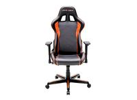 DXRacer Formula OH/FH08/NO, Gamer weight 91kg / height 175cm,PU Cover-Black/Black/Orange, Gas Lift 4 Class, Tilt Mech-Angle 135*