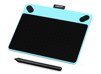 Wacom Intuos DRAW CTL-490DB-NMD Creative Pen Tablet Blue