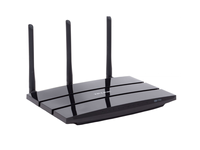 TP-Link AC1750, DualBand Wireless Gigabit Router 4-port 10/100/1000Mbit, 2.4GHz up to 450Mbps/5GHz up to 1300Mbps, Atheros, 2xUSB, 3xDetachable Antena