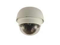 "DYNACOLOR DH610e, Mini-Speed-Dome Indoor/Outdoor Surveillance Camera, 1/4"" Sony CCD, 650TVL HorizontalResolution, 12xOpticalZomm, MicroSD/SDHC, H.264+"
