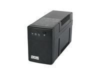 PowerCom BNT-500A, Line Interactive, AVR, CPU