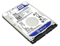 500Gb WD5000LPCX Blue SATA-III 5400RPM, 7mm, 600MB/sec, 16MB cache