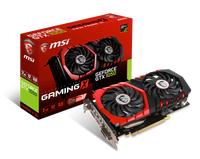 Video Card MSI GeForce GTX 1050 Gaming 2Gb