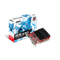 Video Card MSI Radeon R5 230 1GB