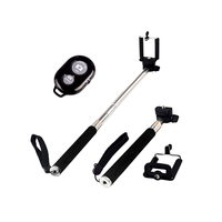 Selfie Stick Tellur Z07-5 Plus, Piano Black