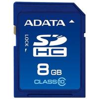 8Gb Premier SDHC ADATA UHS-I Class10