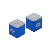 Портативная колонка 3Q SP-101M Quba V2 Blue