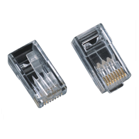 Connector (Plug) RJ-45 8P8C cat.5 (1piece)