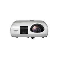 Projector Epson EB-426Wi LCD, WXGA, 1280x800, 3000:1, 2500 Lm, 5000hrs, HDMI, D-sub, S-video, USB, Speaker, White