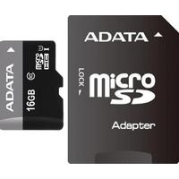 16Gb Premier microSDHC ADATA UHS-I, Class10