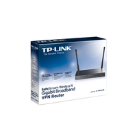 "TP-LINK ""TL-ER604W"", Wireless SafeStream N Gigabit Broadband VPN"
