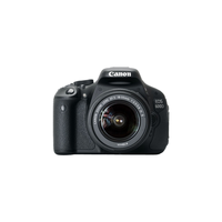 "Canon EOS 600D & EF-S18-55 ISII,18.7Mpix,CMOS 22,3x14,9mm,Digic 4,View Screen 3"", LP-E8"