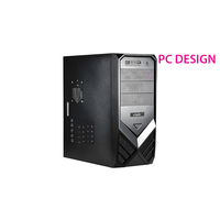 PC DESIGN INTEL i5 6400, 3.7GHZ, 16GB, HDD 2000GB