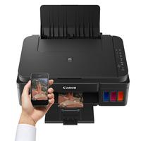 Canon Pixma G3400 A4, CISS, 4800x12000dpi, 8.8/5 ipm, 4tank, 2pl, USB