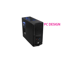 PC DESIGN INTEL i7 6700K 4.2GHZ, 32GB, SSD 240GB+HDD 4000GB