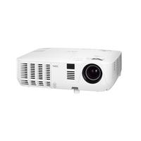 "DLP WXGA Projector 2600Lum, 2000:1 NEC ""V260W"", White, 2.5kg, 3D ready DLP"