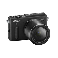 "Nikon 1 AW1 + 1 Nikkor AW 11-27.5mm Black 14.2 Mpx, Full HD(1080p), RAW+JPEG, EXPEED 3A, PSAM, Hybrid autofocus, 3.0"" LCD"