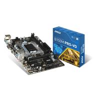 Motherboard MSI B150M PRO-VD S1151 iB150
