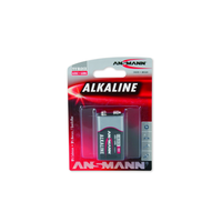 Ansmann 1515-0000 Alkaline battery Krona 9V E-block, 1 pack