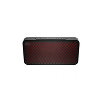 "F&D W30 Blade,Bluetooth Portable Speaker (Black, 2x2.5W (1.5""), 80Hz-20kHz, 40dB, Bass, NFC,Wi-Fi Bluetooth Stereo, microSD, AUX In, Microphone)"
