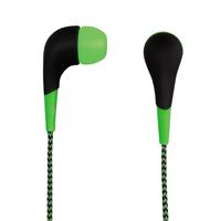 HAMA Neon (20-20kHz, 102dB, 16ohm, 1.2m), green (93064)