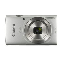 "Canon IXUS 175IS Silver, 20.0Mpix, CCD 1/2.3, 32x(8x optical, 4x Digital)zoom, 2.7"" LCD, HD-Video 720p(25fps), USB"