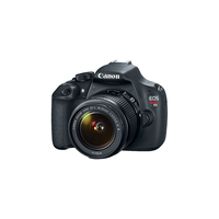 "Canon EOS 1200D & EF-S18-55 IS II,18Mpix,CMOS 22,2x14,7mm,Digic 4,View Screen 3"", LP-E10"
