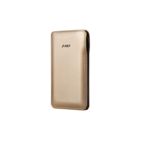 Power Bank F&D Slice T1, 6000 mAh, Golden