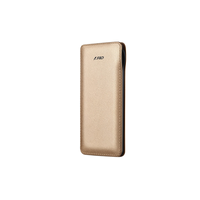 Power Bank F&D Slice T2, 8000 mAh, Golden