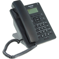 Panasonic KX-HDV100RU, Black, SIP phone