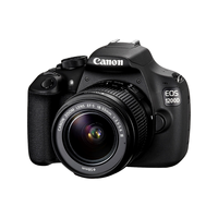 "Canon EOS 1200D + EF-S18-55 III,18Mpix,CMOS 22,2x14,7mm,Digic 4,View Screen 3"", LP-E10"