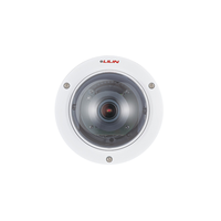 "LILIN IPD2322ESX3.6 2.0Mpixel, Day/Night PoE Mini-Dome Indoor Surveillance Camera, 1/2.7"" CMOS, 1920x1080, MicroSD/SDHC, H.264/MJPEG video compression"