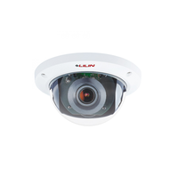 "LILIN LD2322EX3.6 2.0Mpixel, Day/Night PoE Dome Indoor Surveillance Camera, 1/2.5"" CMOS, 1920x1080, MicroSD/SDHC, H.264/MJPEG video compression, two-w"