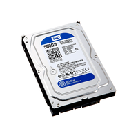 500Gb WesternDigital WD5000AZLX CaviarBlue