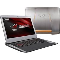 Laptop ASUS G752VT Gray
